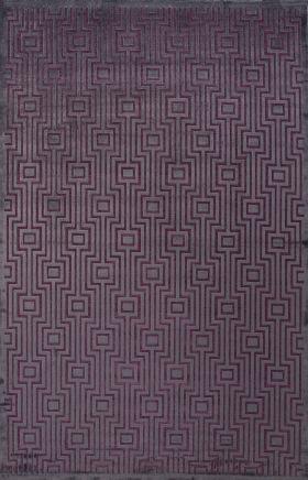 Jaipur Transitional Rugs Fables Purple 14759