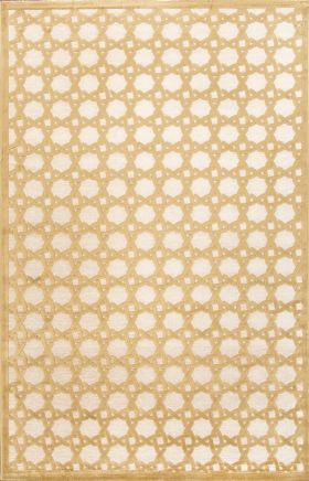 Jaipur Transitional Rugs Fables Yellow 14765