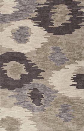 Jaipur Contemporary Rugs Fusion Gray 14812