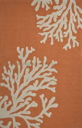 Jaipur Transitional Rugs Grant I-O Orange 14818