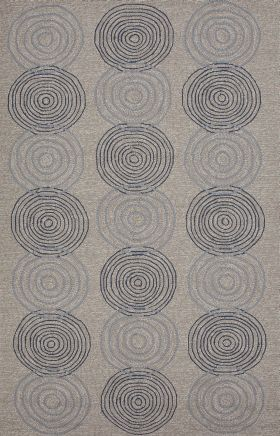 Jaipur Transitional Rugs Grant I-O Gray 14826