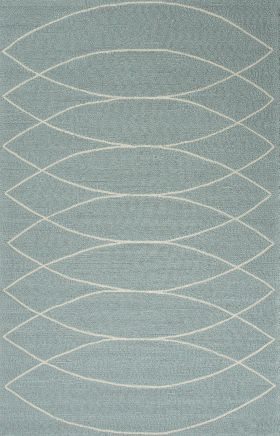 Jaipur Transitional Rugs Grant I-O Blue 14828