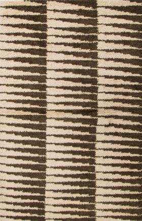 Jaipur Shag Rugs Heighton Brown 14851