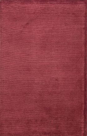 Jaipur Solid Rugs Konstrukt Red 14922