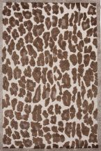 Jaipur Animal print Rugs Midtown Raymond Brown 14961