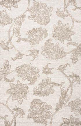 Jaipur Floral Rugs Midtown Raymond Ivory 14962