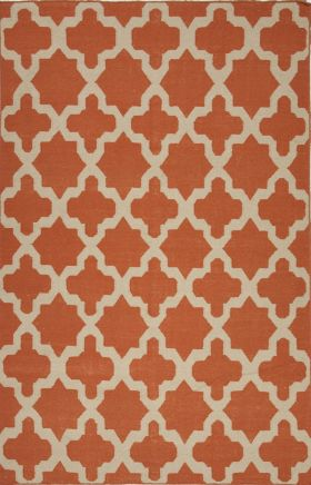 Jaipur Transitional Rugs Maroc Orange 15012