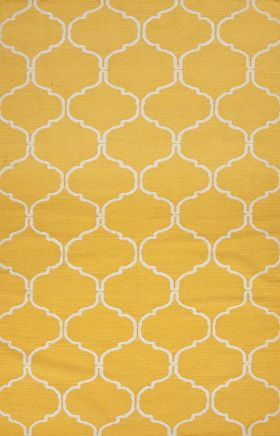 Jaipur Transitional Rugs Maroc Yellow 15021