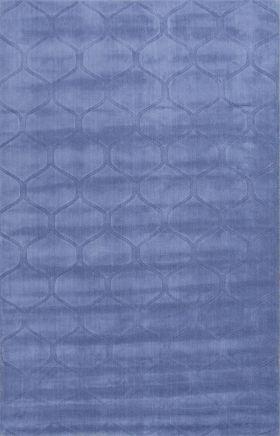 Jaipur Solid Rugs Metro Blue 15059
