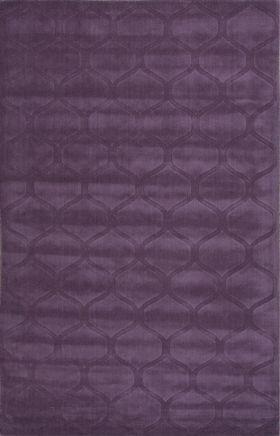 Jaipur Solid Rugs Metro Purple 15060