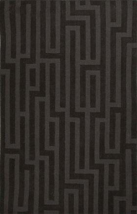 Jaipur Solid Rugs Metro Black 15061