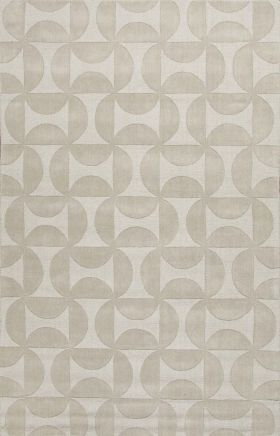 Jaipur Solid Rugs Metro Ivory 15063