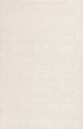 Jaipur Solid Rugs Metro Ivory 15067
