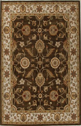 Jaipur Oriental Rugs Mythos Brown 15080