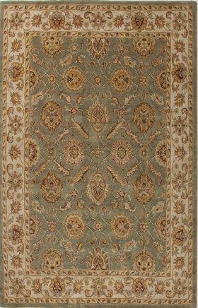 Jaipur Oriental Rugs Mythos Green 15085