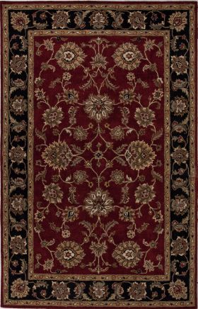 Jaipur Oriental Rugs Mythos Red 15086