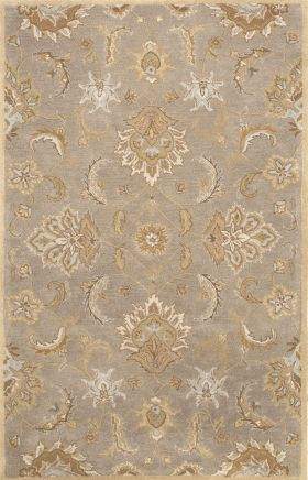 Jaipur Oriental Rugs Mythos Gray 15092