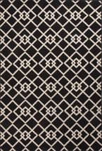 Jaipur Transitional Rugs Patio Black 15129
