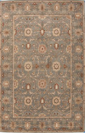 Jaipur Oriental Rugs Poeme Red 15142