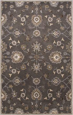 Jaipur Oriental Rugs Poeme Gray 15149