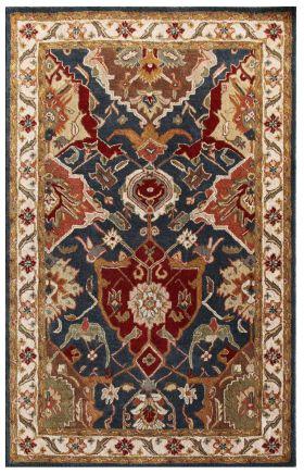 Jaipur Oriental Rugs Poeme Blue 15151