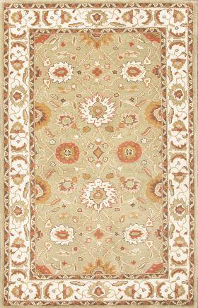 Jaipur Oriental Rugs Poeme Ivory 15152