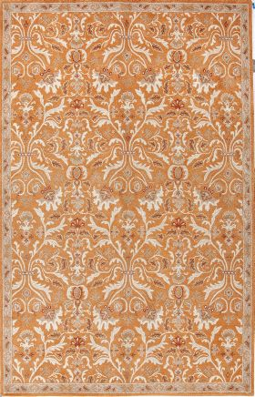Jaipur Oriental Rugs Poeme Orange 15158
