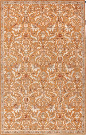 Jaipur Oriental Rugs Poeme Orange 15158