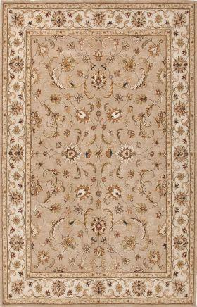 Jaipur Oriental Rugs Poeme Beige 15159