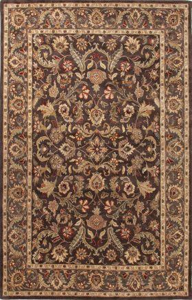 Jaipur Oriental Rugs Poeme Brown 15160