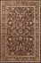 Jaipur Oriental Rugs Poeme Brown 15160