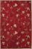 Jaipur Floral Rugs Poeme Red 15162