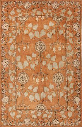 Jaipur Transitional Rugs Poeme Orange 15167