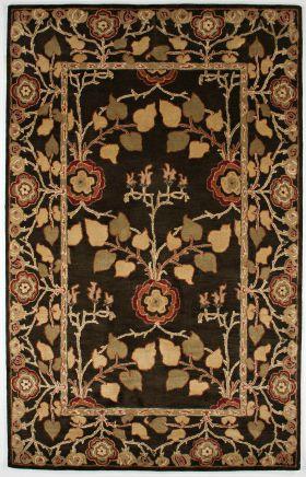 Jaipur Transitional Rugs Poeme Brown 15168