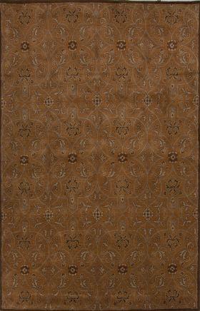 Jaipur Transitional Rugs Poeme Brown 15178