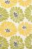 Jaipur Floral Rugs Traverse Yellow 15271