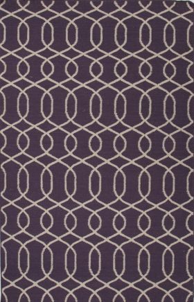 Jaipur Transitional Rugs Urban Bungalow Purple 15284
