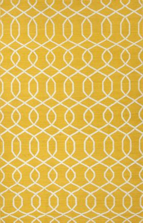 Jaipur Transitional Rugs Urban Bungalow Yellow 15285