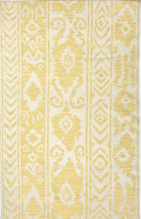 Jaipur Transitional Rugs Urban Bungalow Yellow 15288