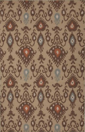 Jaipur Transitional Rugs Urban Bungalow Brown 15289