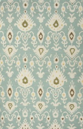 Jaipur Transitional Rugs Urban Bungalow Blue 15290