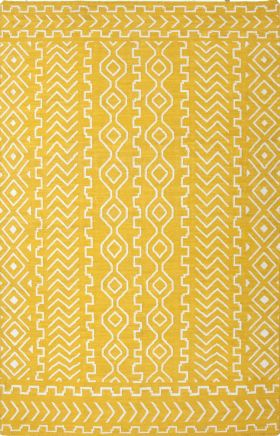 Jaipur Transitional Rugs Urban Bungalow Yellow 15291