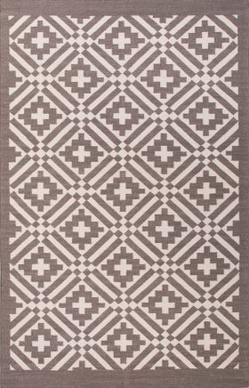 Jaipur Transitional Rugs Urban Bungalow Gray 15292