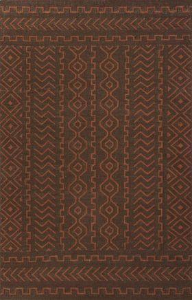 Jaipur Transitional Rugs Urban Bungalow Red 15293