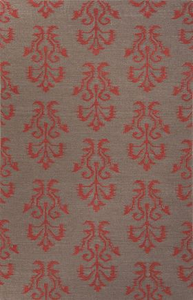Jaipur Transitional Rugs Urban Bungalow Red 15295