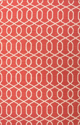 Jaipur Transitional Rugs Urban Bungalow Red 15300