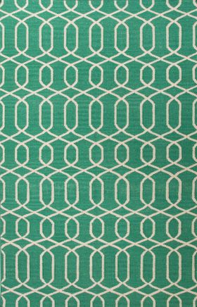 Jaipur Transitional Rugs Urban Bungalow Green 15301