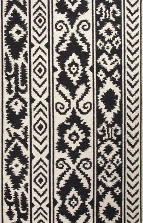 Jaipur Transitional Rugs Urban Bungalow Black 15302
