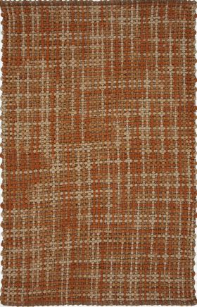 Jaipur Transitional Rugs Cosmos Plus Orange 15322