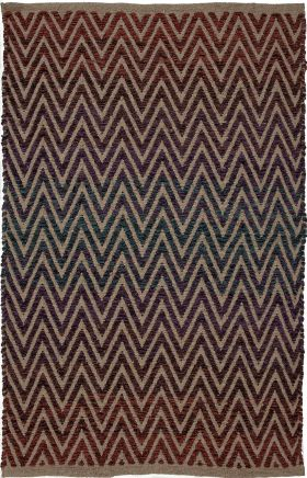 Jaipur Transitional Rugs Cosmos Plus Purple 15325
